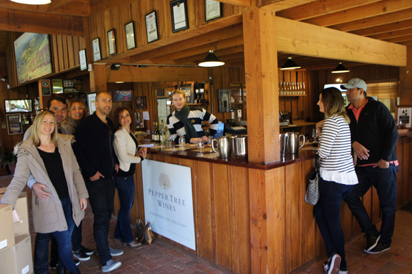 Winery Tours Hunter Valley